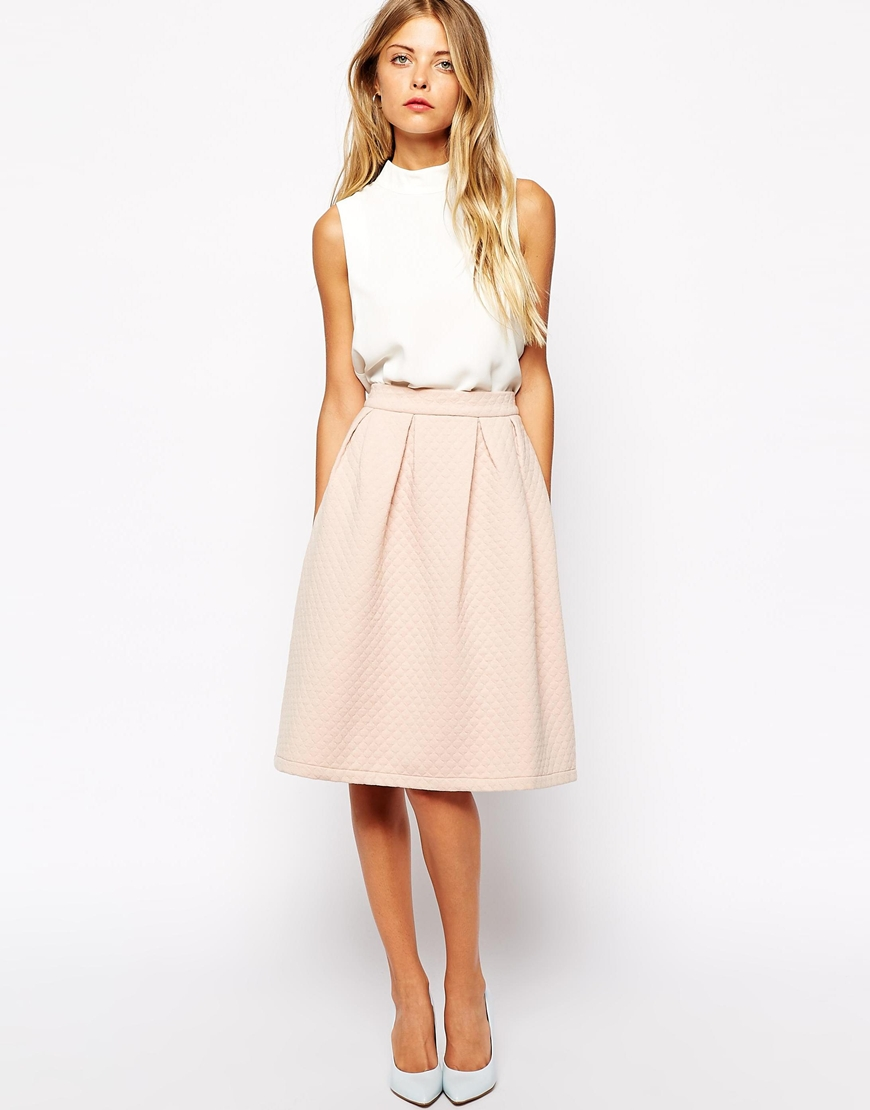 midi skirts | DearThought